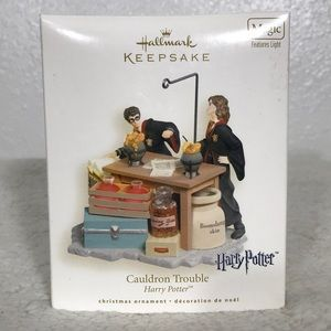 Hallmark Keepsake Harry Potter Ornament NEW
